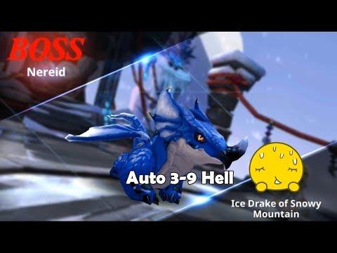 Destiny6 - Annoying dragon? Auto at Inua 3-9