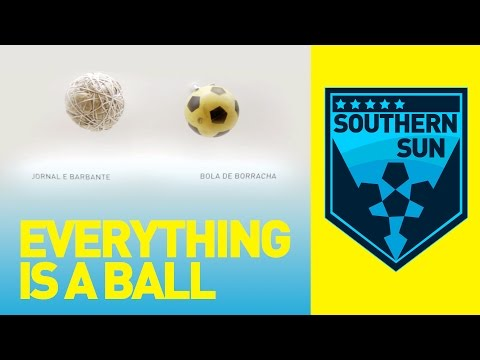 Everything Is A Ball | Southern Sun Futbol Series видео