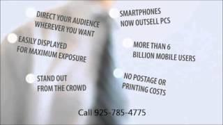 Video QR Code Marketing in Dublin CA 925-785-4775 MP3, 3GP, MP4, WEBM, AVI, FLV Juni 2018