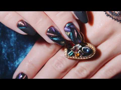 Nageldesign - CATEYE  Nailart-Tutorial  NeoNail