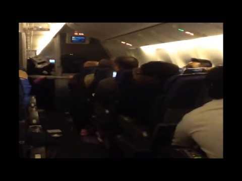 Insane Pilot During Turbulence (by /u/tommaynard)