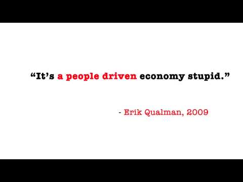 'Social' - Social Media Revolution (Original) This video was produced in 2009 based on the book Socialnomics by Erik Qualman. There have been two newer versions since t...