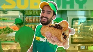 Video Un día trabajando en SUBWAY ¿Cuántos sándwiches vendí? MP3, 3GP, MP4, WEBM, AVI, FLV Oktober 2018
