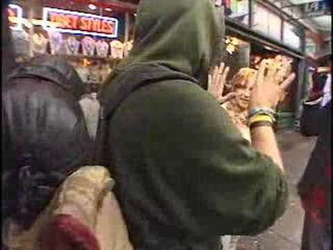 Haight - This is a short documentary about the Haight Street kids living in San Francisco.