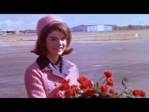 The True Story Behind Jackie O's Bloodstained Pink Suit