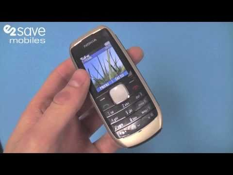 Nokia 1800 Review