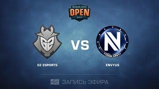 G2 Esports vs EnVyUs - Dreamhack Tours - map1 -de_inferno [yxo,Enkanis]
