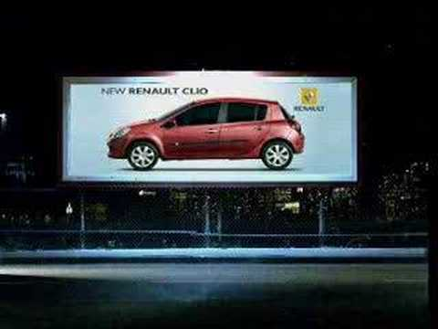 Классная реклама Рено