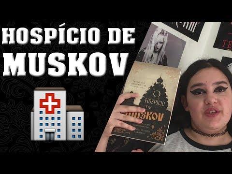 O HOSPÍCIO DE MUSKOV - COLETÂNEA DE CONTOS DA EDITORA WISH   IAPSA VLOG