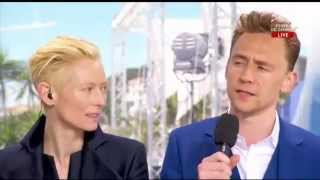 Nonton Only Lovers Left Alive (2013) Cannes Interview - Tom Hiddleston & Tilda Swinton Film Subtitle Indonesia Streaming Movie Download
