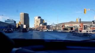 Winnipeg (MB) Canada  City pictures : Winnipeg, Manitoba, Canada. January 1st 2016