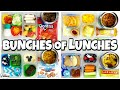 Video HOT LUNCHES and NO SANDWICHES!🍎 School Lunch Ideas for KIDS