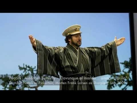 Dovunque al mondo.... Amore o grillo.. - Madama Butterfly (Puccini)