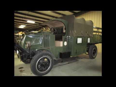 1926 Mack 3.5 ton telephone truck
