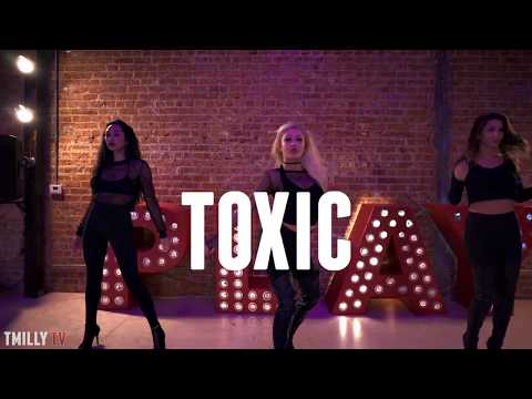 Britney Spears - Toxic - Choreography By Marissa Heart - #TMillyTV