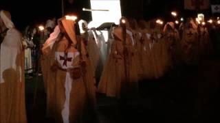 Ponferrada Spain  City new picture : Night of the Templars Ponferrada - El Bierzo - Spain