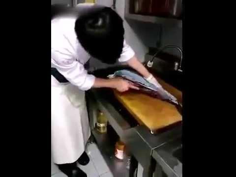 Бессмертная рыба