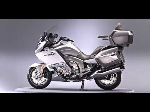 Touring all inclusive: The new K 1600 GTL Exclusive.