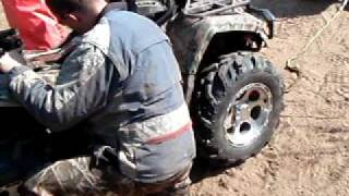10. Arctic Cat & Can-Am have to do an oil change !!!!