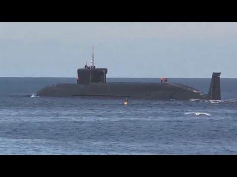 Επίδειξη ναυτικής ισχύος από τη Ρωσία