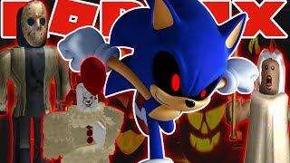 ROBLOX | Sonic & Friends - Trick or Treat *EleVatoR*