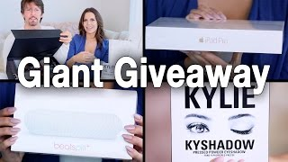$5,000 BACK TO SCHOOL GIANT GIVEAWAY by Glam Life Guru