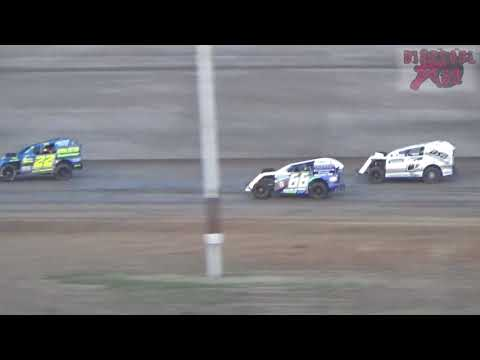 Salina Speedway - 6-9-18 - Auto House Towing Mod Lite A Feature