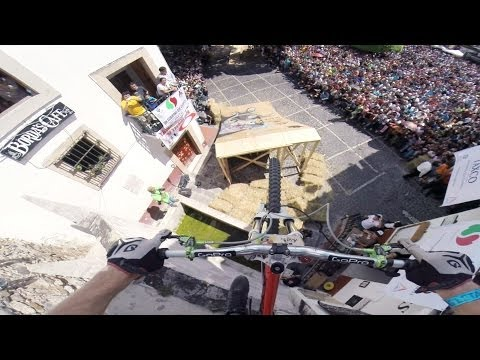 Downhill Urban Mountain Biking - Taxco, Mexico