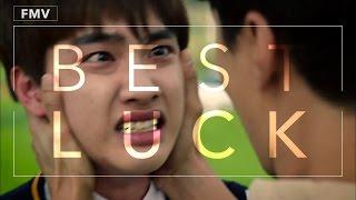 Download Video 【IT'S OK,IT'S LOVE OST】CHEN「BEST LUCK」MV / EXO D.O.ver. MP3 3GP MP4