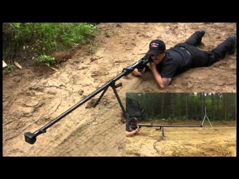 狙擊手用步槍殺人太遜了,俄羅斯軍人的步槍用來打坦克!