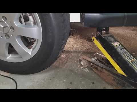 Mercedes How To Bleed Power Steering Fluid | DIY | iRepair Autos