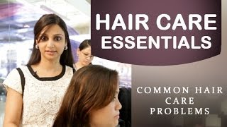 Dandruff, Split Ends, and General Hair Care Tips - Tamil