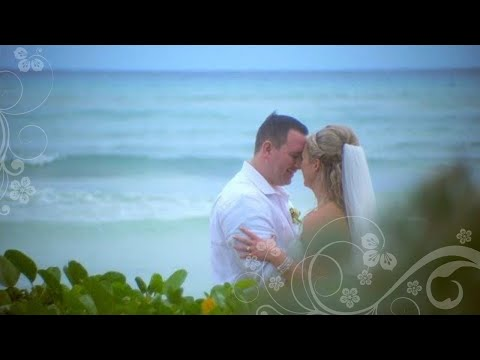 Susanne + Brad Wedding Highlights | Grand Riviera Princess Resort