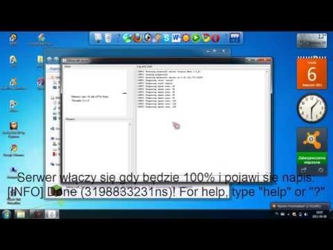 [TuT][HD]Jak zrobić serwer hamachi MineCraft
