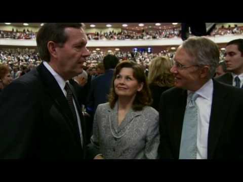 Funeral del Profeta Mormón Gordon B. Hinckley
