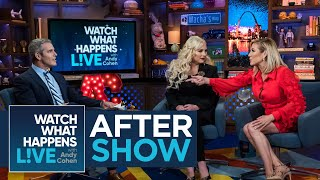 Video After Show: Who Should Replace Carole Radziwill? | RHONY | WWHL MP3, 3GP, MP4, WEBM, AVI, FLV September 2019