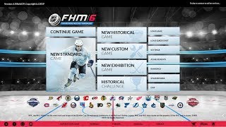 Franchise Hockey Manager 6 by NHL