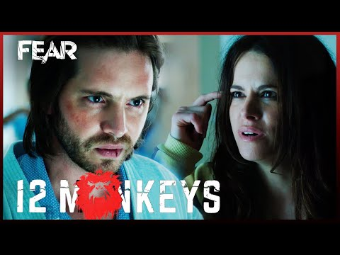 Cole Meets Jennifer Goines For The First Time | 12 Monkeys (TV Show)