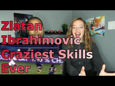 Zlatan Ibrahimovic ● Craziest Skills Ever ● Impossible Goals (Reaction 🔥)