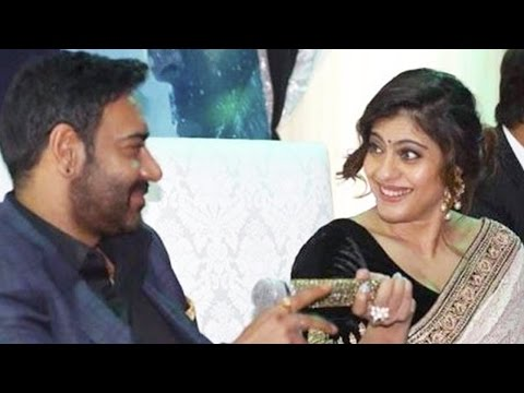 Ajay Devgn Will Work With Wife Kajol Only On This