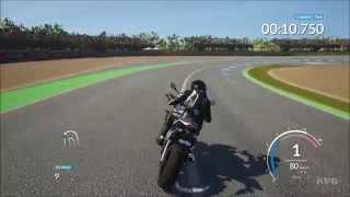 3. RIDE - 2014 Aprilia Tuono V4 R APRC ABS Gameplay (PC HD) [1080p]
