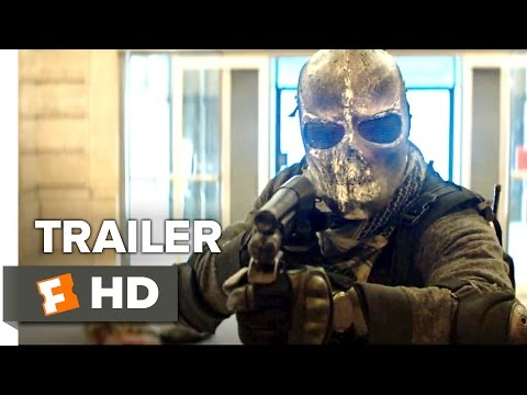 Marauders Official Trailer #1 (2016) - Bruce Willis, Dave Bautista Movie HD