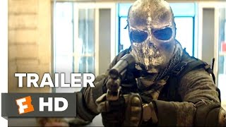 Nonton Marauders Official Trailer  1  2016    Bruce Willis  Dave Bautista Movie Hd Film Subtitle Indonesia Streaming Movie Download
