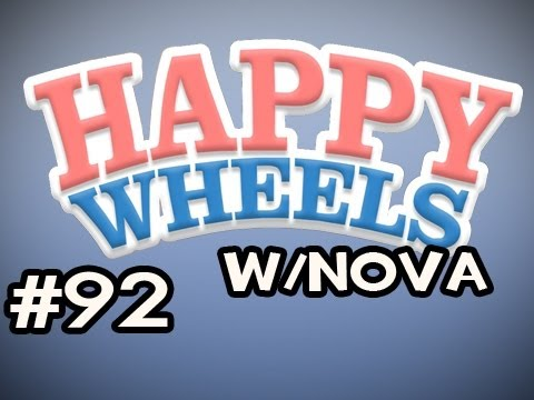 Happy Wheels w/Nova Ep.92 - To Find A Key...THE KEY Video