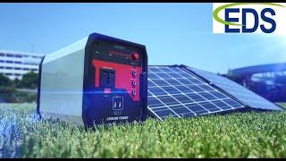 video thumbnail Leisure Power Portable Battery Pack (ESLP440P) - Full Set youtube