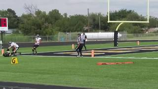 Football Highlights: Motley County vs Crowell 9/2/2017