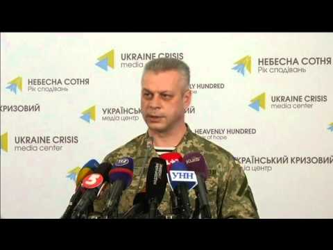 Battle for Ukraine's Debaltseve: Militants continue attempts to take city from Ukrainian military