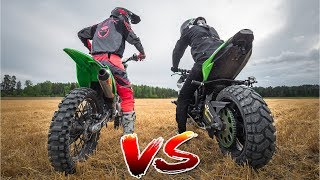 Video DIRTBIKE VS. STREETBIKE 2.0 MP3, 3GP, MP4, WEBM, AVI, FLV Juni 2019