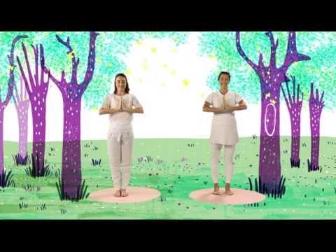 """YOGIC / Yoga para niños - Cápsula """"Viaje al Bosque Encantado"""" - Juegos y canciones infantiles"""
