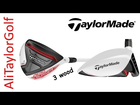 TAYLORMADE AEROBURNER 3 WOOD REVIEW